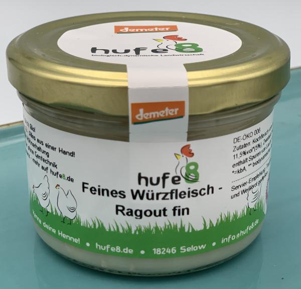 Feines Würzfleisch - Ragout fin