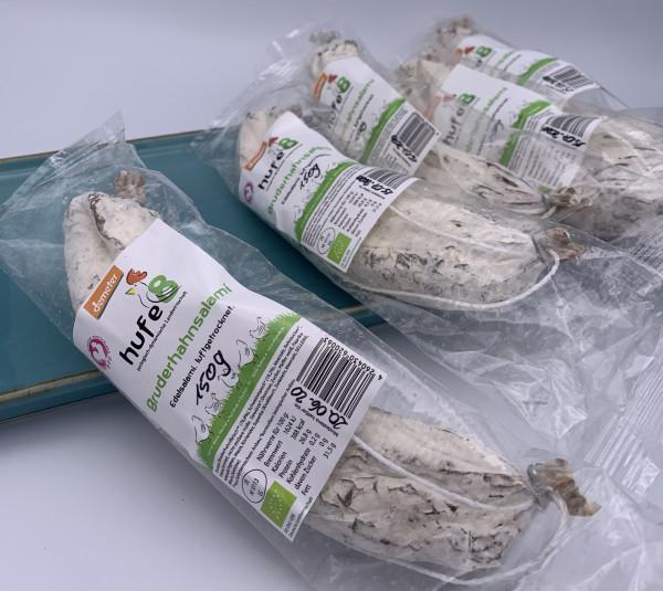 Feinschmecker Paket Bruderhahnsalami 4 Kaufen und 5 Bekommen